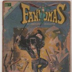 Tebeos: FANTOMAS # 1 NOVARO 1969 RUBEN LARA - 200 EJEMPLARES A LA VENTA - FANTOMAS & LOS MAGNATES. Lote 38747505