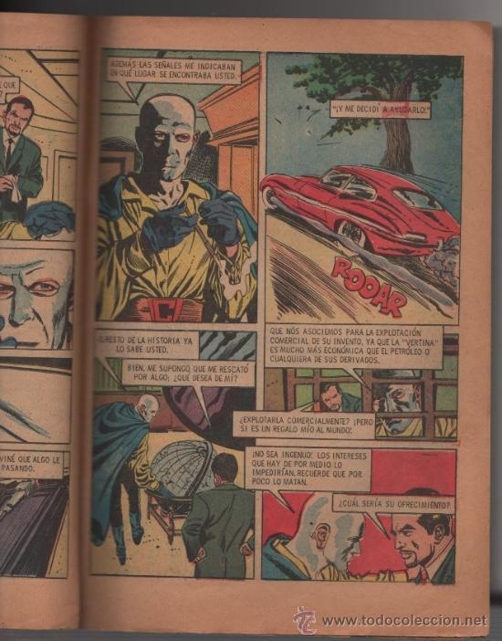 Tebeos: FANTOMAS # 1 NOVARO 1969 RUBEN LARA - 200 EJEMPLARES A LA VENTA - FANTOMAS & LOS MAGNATES - Foto 4 - 38747505
