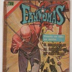 Tebeos: FANTOMAS # 197 NOVARO 1975 - 200 EJEMPLARES A LA VENTA - EL BOMBARDEO AL REFUGIO DE FANTOMAS. Lote 38804185