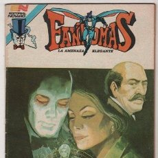 Tebeos: FANTOMAS # 3-56 NOVARO 1981 AVESTRUZ - 200 EJEMPLARES A LA VENTA - LA MUJER DE ESMERALDA . Lote 38832997
