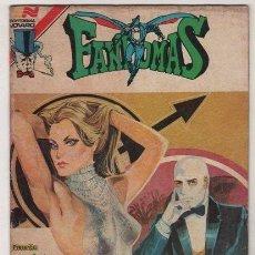 Tebeos: FANTOMAS # 3-60 NOVARO 1981 AVESTRUZ - 200 EJEMPLARES A LA VENTA - LA NUEVA SAGITARIO. Lote 38837204