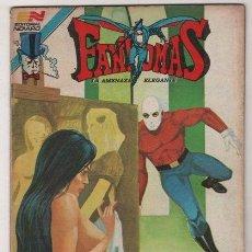 Tebeos: FANTOMAS # 3-72 NOVARO 1982 AVESTRUZ - 200 EJEMPLARES A LA VENTA - EL ROBO MAGISTRAL DE FANTOMAS. Lote 38838135