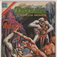 Tebeos: TARZAN # 2-636 NOVARO 1979 SERIE AGUILA - EXCELENTE ESTADO - UN ADVERSARIO TEMIBLE. Lote 38841977