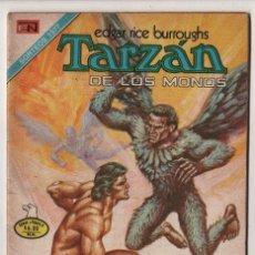 Tebeos: TARZAN # 2-580 NOVARO 1978 SERIE AGUILA - EXCELENTE ESTADO - EL PUEBLO DE ODRA. Lote 38856869