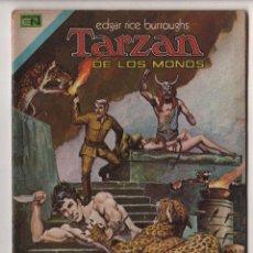 Tebeos: TARZAN # 484 NOVARO 1976 SERIE AGUILA - EXCELENTE ESTADO - LA REINA DE LOS ANTROPOFAGOS. Lote 38856886