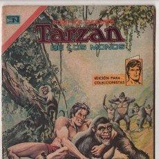 Tebeos: TARZAN # 2-500 NOVARO 1976 SERIE AGUILA - EXCELENTE ESTADO - EL JOVEN MEDICO. Lote 38856901