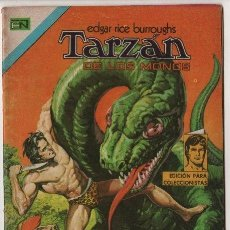 Tebeos: TARZAN # 451 NOVARO 1975 SERIE AGUILA - EXCELENTE ESTADO - PRUEBA DE SANGRE. Lote 38856917