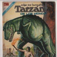 Tebeos: TARZAN # 489 NOVARO 1976 SERIE AGUILA - EXCELENTE ESTADO - LA CIUDAD PERDIDA DE KONGOLO. Lote 38859596