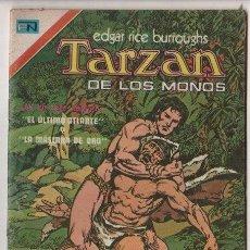 Tebeos: TARZAN # 2-590 NOVARO 1978 SERIE AGUILA - EXCELENTE ESTADO - EL ULTIMO ATLANTE. Lote 38859666