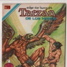 Tebeos: TARZAN # 2-599 NOVARO 1978 SERIE AGUILA - EXCELENTE ESTADO - LA SELVA DE LOS HOMBRES PAJARO. Lote 38859855