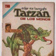 Tebeos: TARZAN # 2-571 NOVARO 1978 SERIE AGUILA - EXCELENTE ESTADO - LOS NIÑOS SALVAJES. Lote 38866051