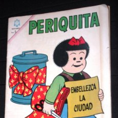 Tebeos: PERIQUITA ; Nº 56 DE 1965 (EN ). Lote 38908432
