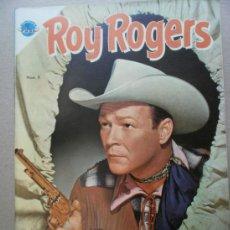 Livros de Banda Desenhada: ROY ROGERS # 8 SEA NOVARO MEXICO 1953. Lote 38928556