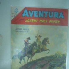 Tebeos: AVENTURA Nº 411: JOHNNY MACK BROWN. Lote 39628262