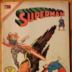 Tebeos: SUPERMAN # 988 CURT SWAN - EL GUARDIAN DE LA LLAMA ETERNA, IMPOSIBLE PERO CIERTO - NOVARO 1974. Lote 39797733