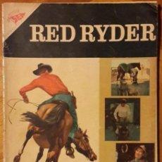 Tebeos: RED RYDER # 30 POR FRED HARMAN NOVARO 1957 - BUEN ESTADO CON DETALLES. Lote 39832531