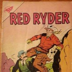 Tebeos: RED RYDER # 47 POR FRED HARMAN NOVARO 1958 - MUY BUEN ESTADO. Lote 39832544