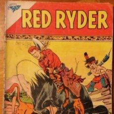 Tebeos: RED RYDER # 71 POR FRED HARMAN NOVARO 1960 - BUEN ESTADO. Lote 39832547