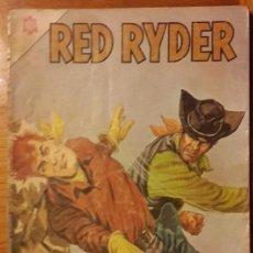 Tebeos: RED RYDER # 133 NOVARO 1965 -. Lote 39832555