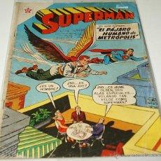 Tebeos: SUPERMAN Nº 173 -- NOVARO ORIGINAL. Lote 40053773