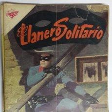 BDs: EL LLANERO SOLITARIO # 83 & TORO, NOVARO 1960 BUEN ESTADO. Lote 40078854