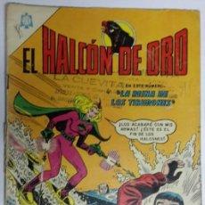 Tebeos: EL HALCON DE ORO # 84 LA REINA DE LOS TIBURONES, NOVARO 1965 . Lote 40098528