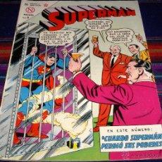 Tebeos: SUPERMAN Nº 426. NOVARO 1963. DIFÍCIL Y .. Lote 40106433