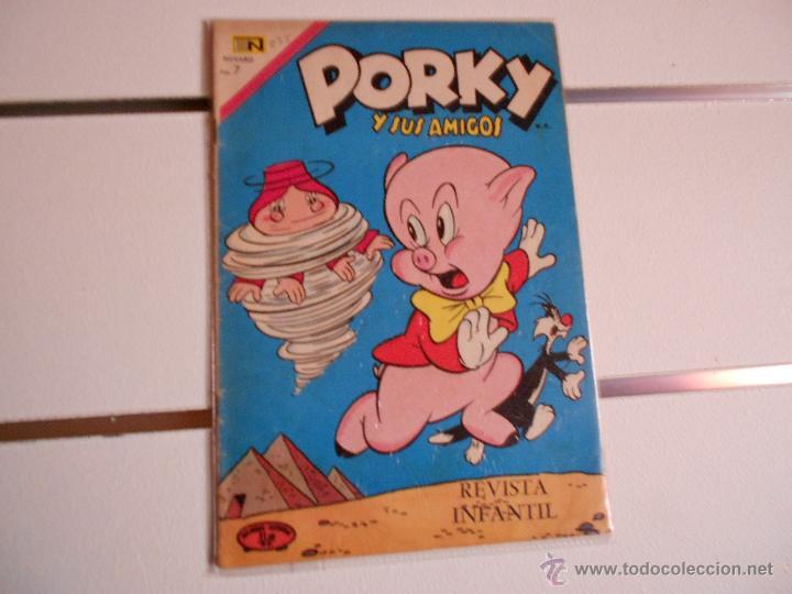 PORKY Nº 275 (Tebeos y Comics - Novaro - Porky)