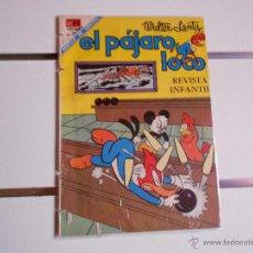 Tebeos: EL PAJARO LOCO Nº 305. Lote 40150496