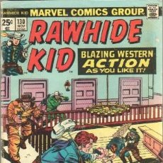 Tebeos: RAWHIDE KID - MARVEL COMICS GROUP - 1975 Nº 130 - STAN LEE - LARRY LIEBER. Lote 40188598