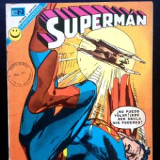 Tebeos: COMIC SUPERMAN Nº 865 EDITORIAL NOVARO 1972 AÑOS 70 - . Lote 40361433