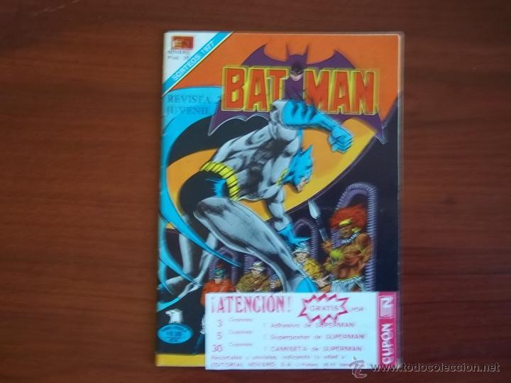 BATMAN - SERIE AGUILA Nº 917 - EDIT. NOVARO - AÑO 1978 (Tebeos y Comics - Novaro - Batman)