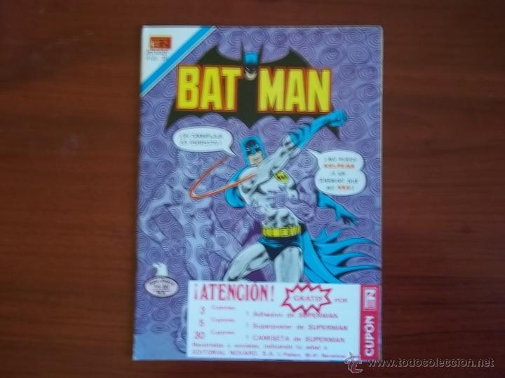 BATMAN - SERIE AGUILA Nº 921 - EDIT. NOVARO - AÑO 1978 (Tebeos y Comics - Novaro - Batman)