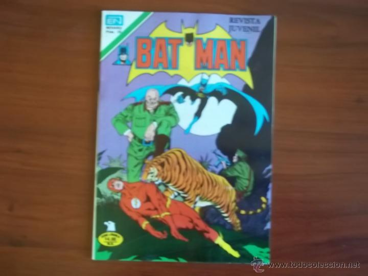 BATMAN - SERIE AGUILA Nº 975 - EDIT. NOVARO - AÑO 1979 (Tebeos y Comics - Novaro - Batman)