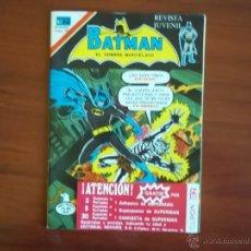 Tebeos: BATMAN - SERIE AGUILA Nº 939 - EDIT. NOVARO - AÑO 1978. Lote 53097126