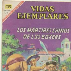 Tebeos: VIDAS EJEMPLARES Nº 243. NOVARO 1967.. Lote 40407063