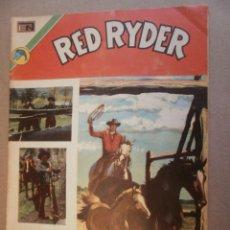 Livros de Banda Desenhada: RED RYDER # 292 EDITORIAL NOVARO MEXICO 1972. Lote 40684423