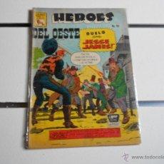 Tebeos: HEROES DEL OESTE Nº 151. Lote 40711218