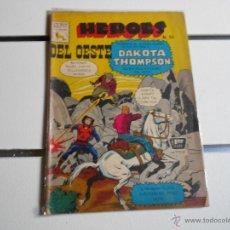 Tebeos: HEROES DEL OESTE Nº 154. Lote 40711226