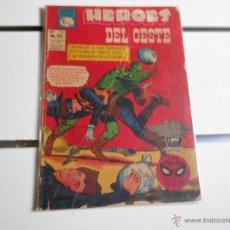 Tebeos: HEROES DEL OESTE Nº 212. Lote 40711283