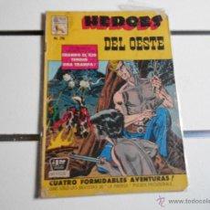 Tebeos: HEROES DEL OESTE Nº 298. Lote 40711314