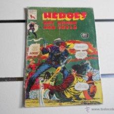 Tebeos: HEROES DEL OESTE Nº 372. Lote 40711329