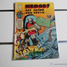 Tebeos: HEROES DEL OESTE Nº 413. Lote 40711346