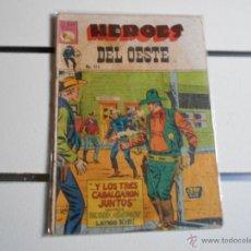Tebeos: HEROES DEL OESTE Nº 414. Lote 40711358