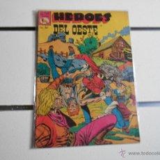 Tebeos: HEROES DEL OESTE Nº 447. Lote 40711379