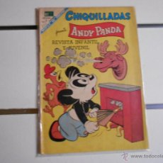 Tebeos: CHIQUILLADAS Nº 244. ANDY PANDA. Lote 40763674