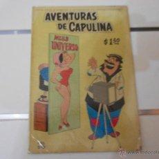 Tebeos: AVENTURAS DE CAPULINA Nº 513. Lote 40772140