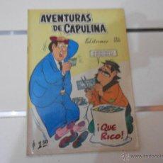 Tebeos: AVENTURAS DE CAPULINA Nº 336. Lote 40772164