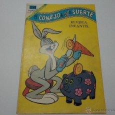 Tebeos: EL CONEJO DE LA SUERTE. Nº312. NOVARO. Lote 40967692