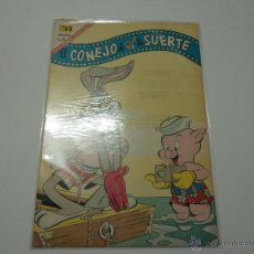 Tebeos: EL CONEJO DE LA SUERTE. Nº262. NOVARO. Lote 40968143